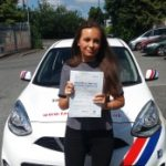 Grace - Sidcup Drving Lessons